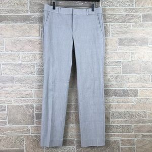 Banana Republic Light Grey Ryan Pants 4